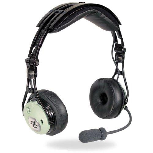 David Clark DC PRO X Hybrid Electronic Noise Cancelling Aviation